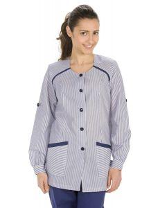chaqueta servicio manga larga dyneke