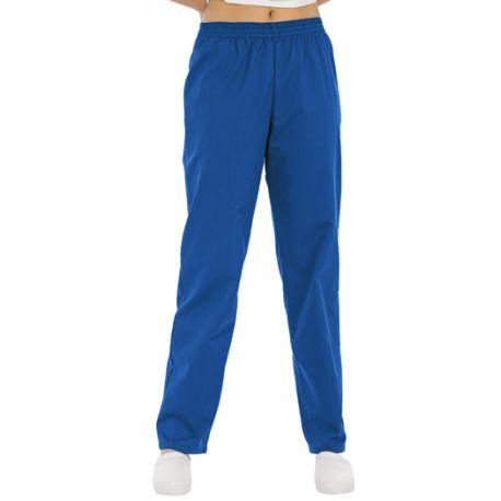 pantalon unisex sanidad, estetica y comercio azul dyneke