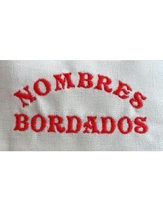 BORDADO NOMBRE