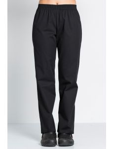 Pantalón unisex negro