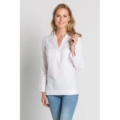 Camisa para hostelería y comercio estilo ibicenca Dyneke