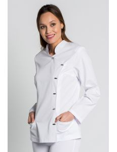 Chaquetilla Blanca de manga larga