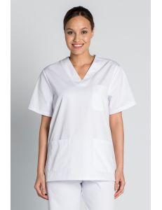 Pijama sanitario unisex blanco