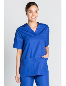 Blusón sanidad Azul Unisex Dyneke