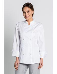 Chaqueta para chef Dyneke Blanco