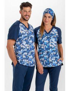 Pijama UNISEX veterinario