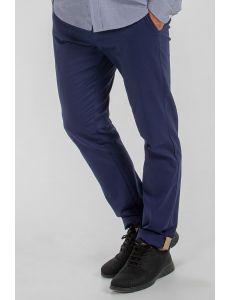 Pantalón caballero azul marino dyneke