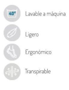 zueco transpirable blanco schu'zz para sanidad y estetica