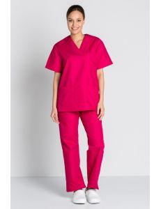 Blusón para sanidad púrpura Unisex Dyneke