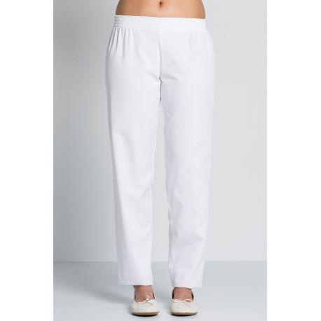 c0cad42841c pantalon blanco sanidad y estetica de mujer dyneke