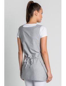Estola para comercio y estética ángulo gris dyneke