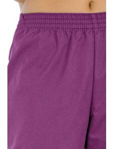 pantalon unisex sanidad, estetica y comercio violeta dyneke