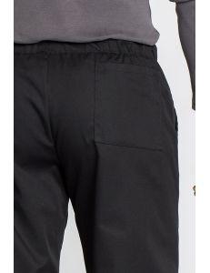 Pantalón cocinero negro