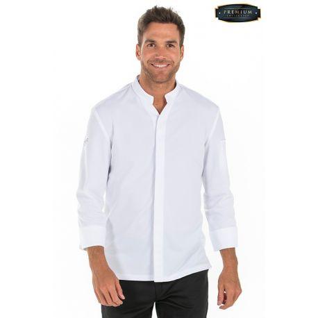 Camisa blanca caballero blanca