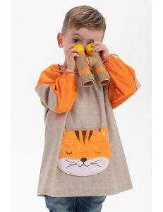 Babi escolar Tigre