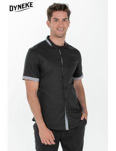 Camisa caballero para comercio y estética Dyneke