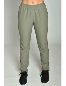Pantalón rejilla Microfibra caqui