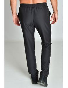 Pantalón rejilla Microfibra negro