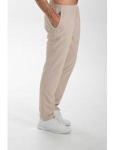 Pantalón con bolsillos Unisex beig