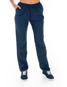 pantalon microfibra unisex azul dyneke