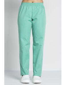 pantalon unisex sanidad, estetica y comercio verde dyneke