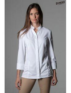 Chaqueta Premium mujer blanca