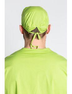 Gorro Sanidad unisex verde