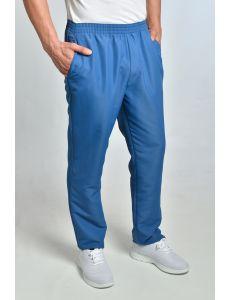 Pantalón microfibra Unisex azul